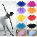 TUTU sijonas merginoms, didelis spalvų pasirinkimas