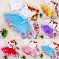Suknelė, 12 - 16 mėn. mergaitėms