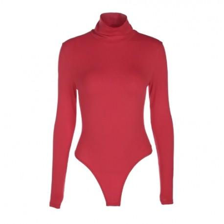 Raudonas triko/bodis