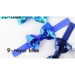 Mėlyna Nr.9, galvos juostelė - universalus dydis