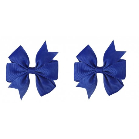 Mėlyni plaukų segtukai, 2 vnt
