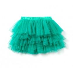Žalias sijonas, 26 cm ilgio