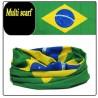 Žalia multi-kaklaskarė