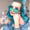 Žali akinukai