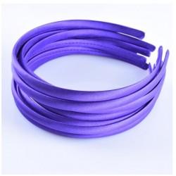Violetinis plaukų lankelis