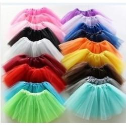 TUTU sijonėlis, didelis spalvų pasirinkimas