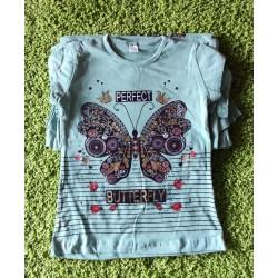 ~Palaidinė mergaitėms su drugeliu