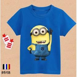 Marškinėliai, mėlyni