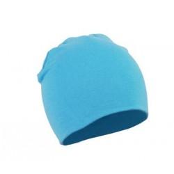 Žydra kepurė (iki 3 m. vaikams)