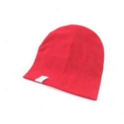 Avietinės spalvos kepurė (iki 3 m. vaikams)