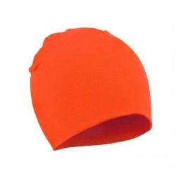 Oranžinė kepurė (iki 3 m. vaikams)