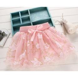 Persiko spalvos sijonas