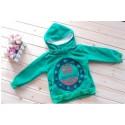 Žalias džemperis, 3 - 4 m. berniukams
