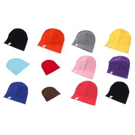 Kepurytė mažiesiems, įvairios spalvos
