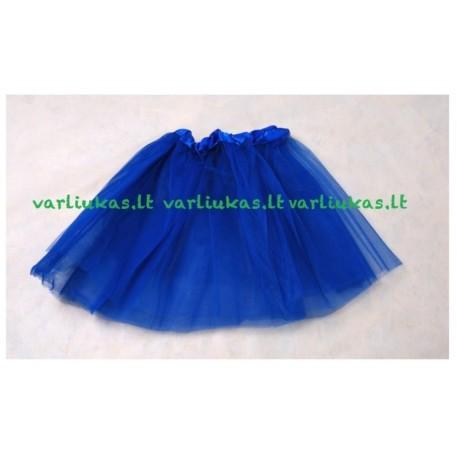 Mėlynas TUTU sijonėlis